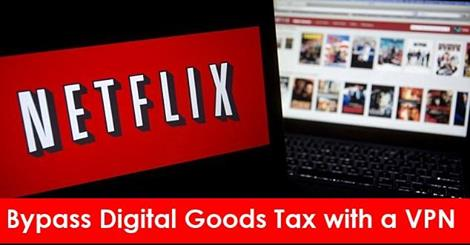 How to Avoid 10% Goods and Services Tax  (GST) in Australia with a VPN