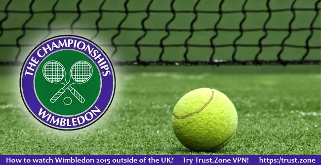 How to Watch Wimbledon outside of the UK