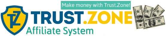 Trust.Zone VPN Affiliate System – Start making money with us now!