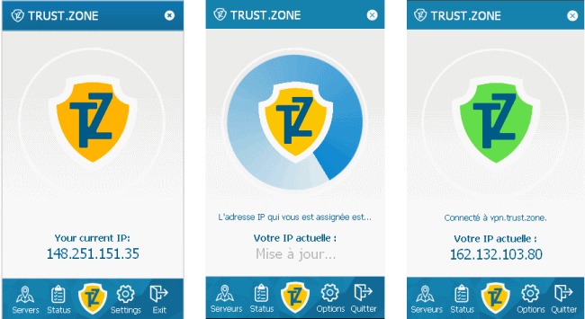 New Version of Trust.Zone VPN App for Windows is Available