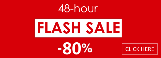 Only Two Days! Flash Sale from Trust.Zone -80% Off