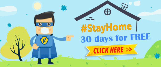 The Last Day of #StayHome Deal from Trust.Zone