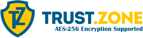 Trust.Zone Added Maximal Protection for Subscribers: AES-256 Encryption!
