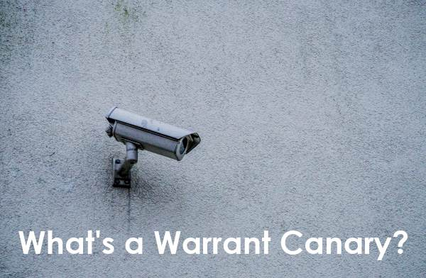 What is a Warrant Canary of Trust.Zone VPN?